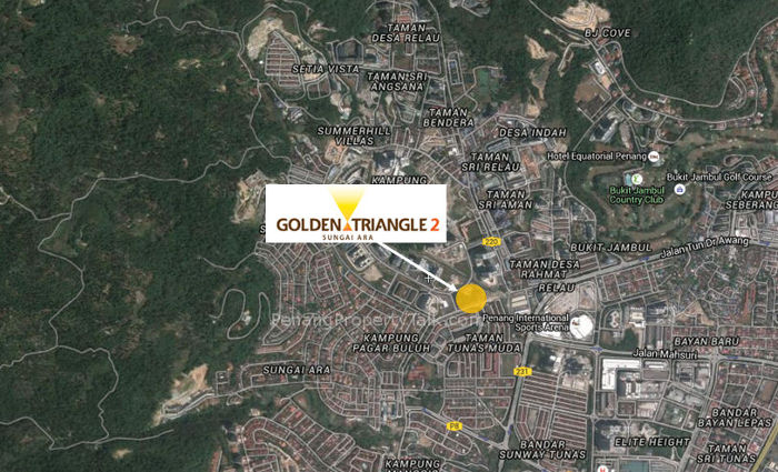 golden-triangle-2-location-map
