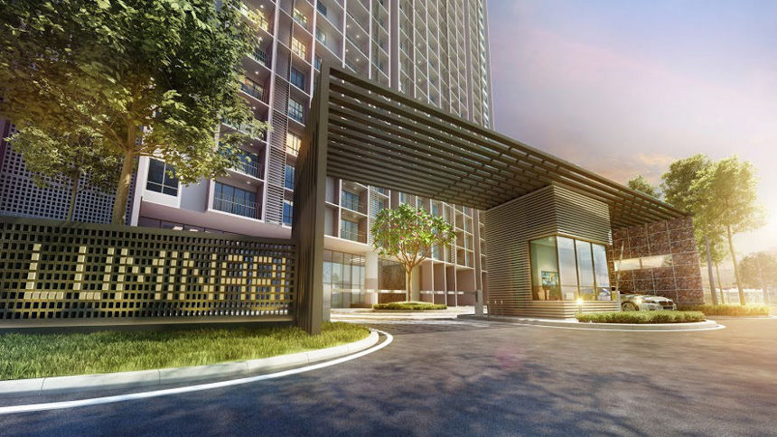 Luminari @ Harbour place by OSK Property