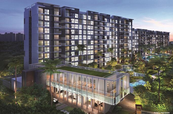 i-Residences @ Island Glades