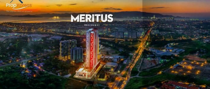 Meritus Residensi @ Jalan Baru Prai Penang