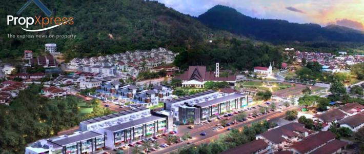 Belmont Residence Bukit Mertajam Penang