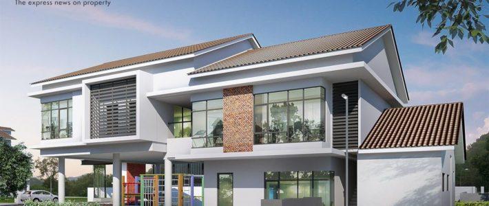 Begonia Villa Pearl City Simpang Empat Penang