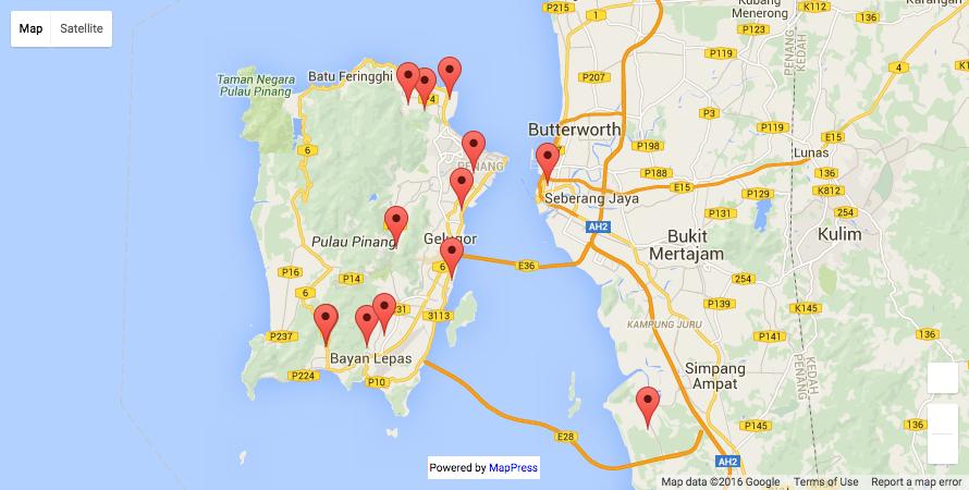 Affordable Housing in Penang