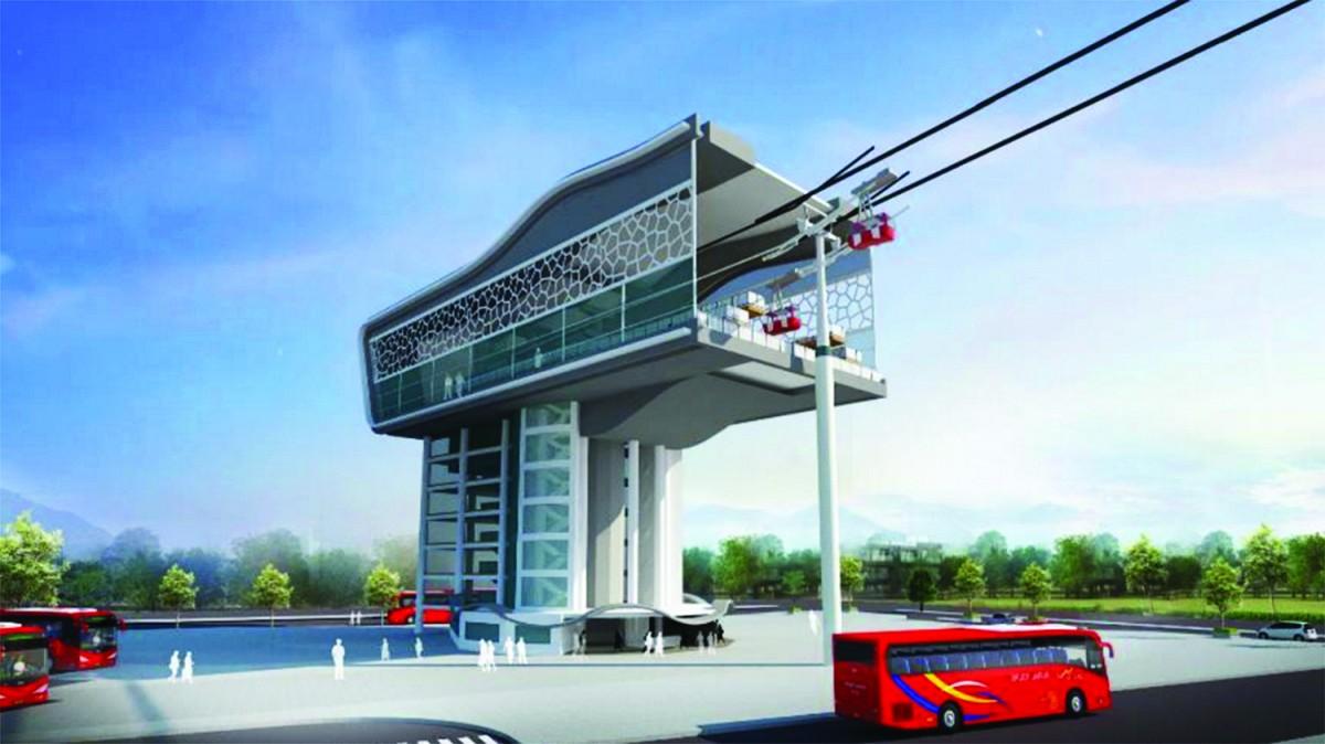 MRCB's Penang Sky Cab to begin construction in 1Q2018