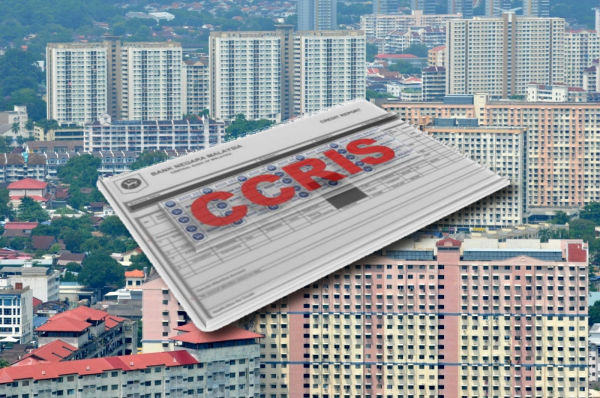 CCRIS report is now a MUST for Affordable housing