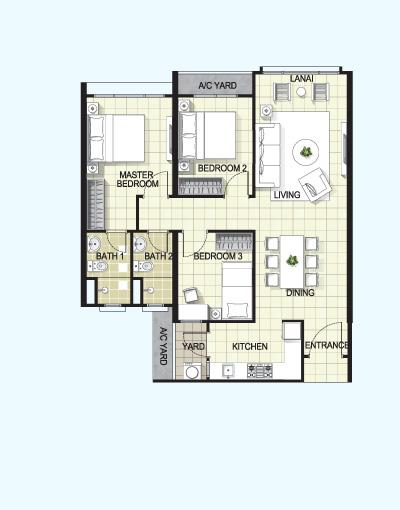 floorplan i santorini