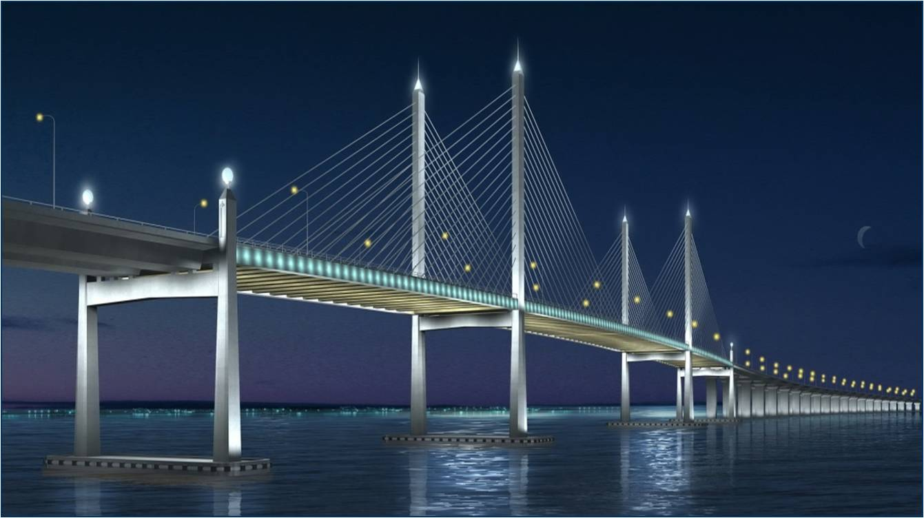 5 Fun Facts you need to know on Penang 2nd Bridge