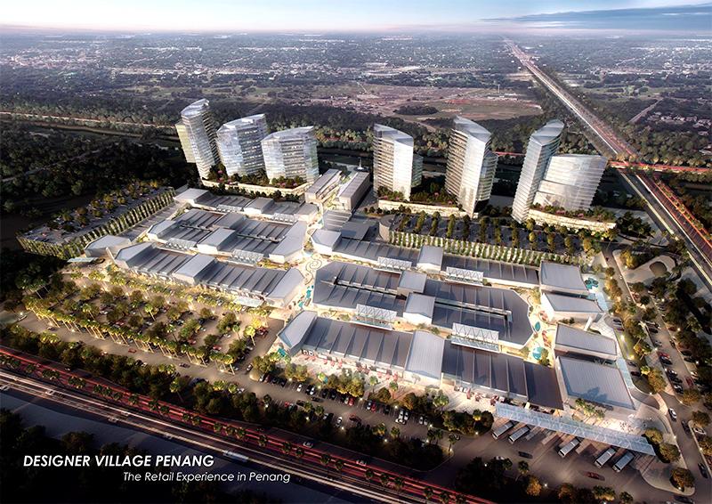 Penang Design Village