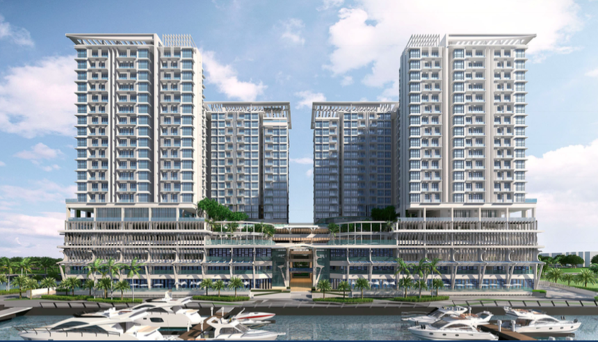 Q1 Queens Waterfront Residence Penang