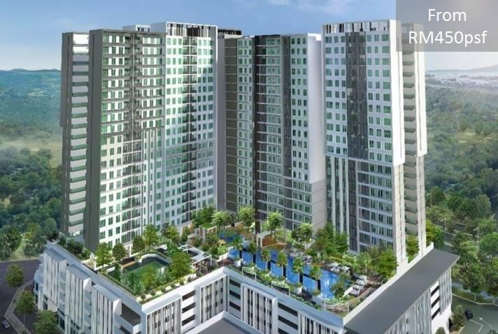 Solaria Residences Penang
