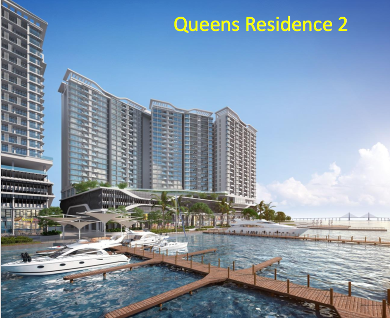 Q2 Queens Waterfront Residences Phase 2