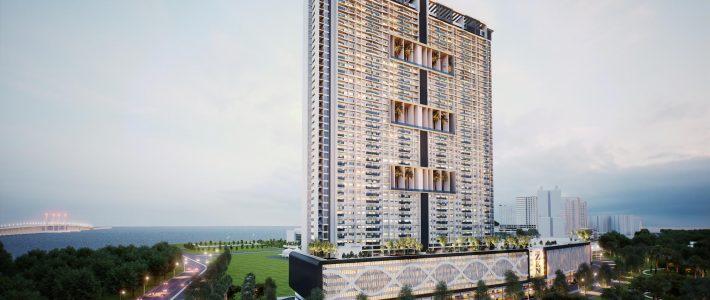 The Zen Condominium and shoplot
