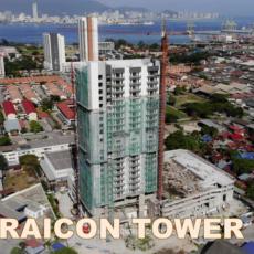 Praicon Tower Butterworth Penang